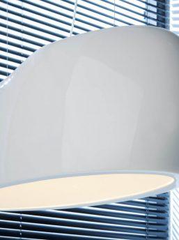 Design Buerolampe Canoe