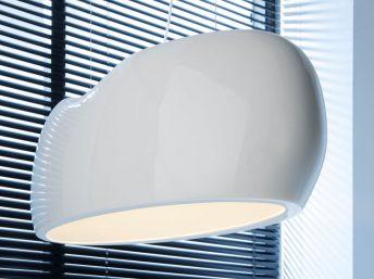 Bürolampe Canoe