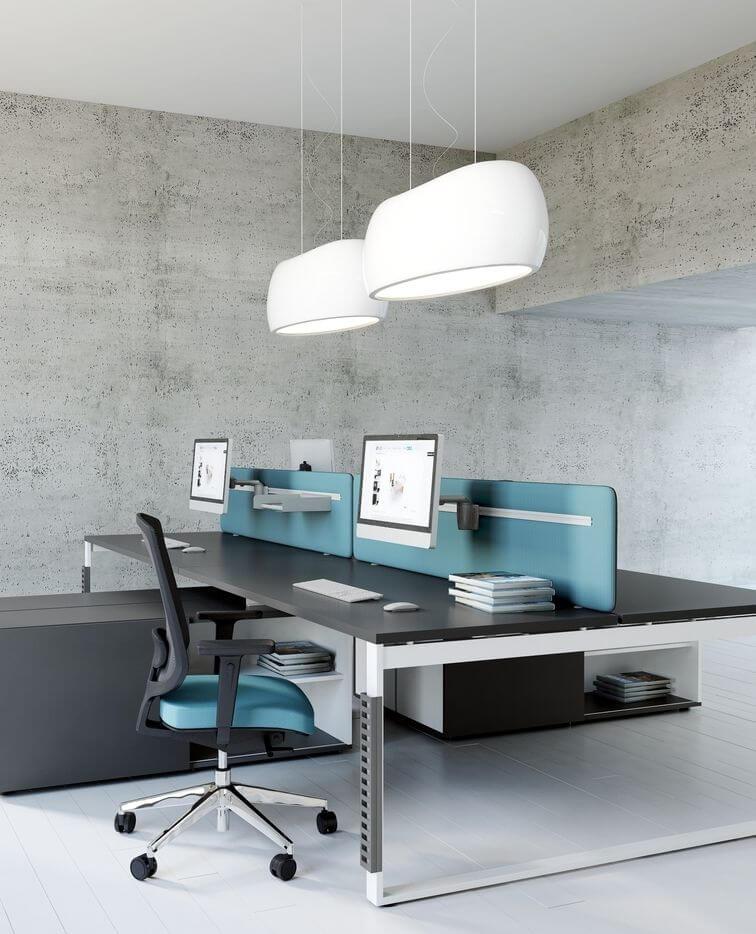 b rolampe canoe klassiker direkt chefzimmer b rom bel funktionsm bel designm bel. Black Bedroom Furniture Sets. Home Design Ideas