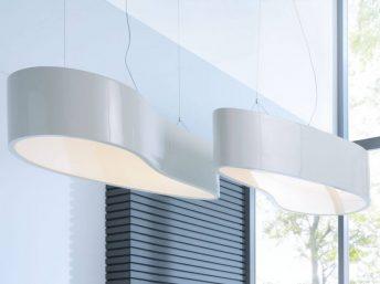 Designlampe Ellipse