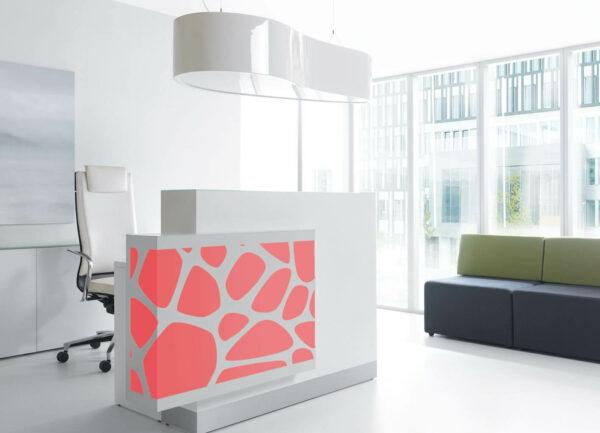 Designlampe Ellipse Empfangstheke Organic