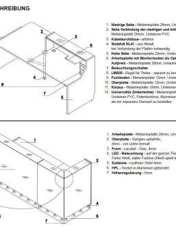 Deno-technische-Beschreibung