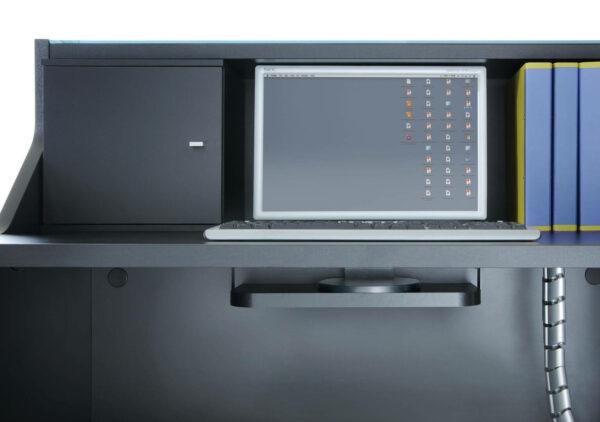 Empfangstheke-Deno-schwarz-mit -Monitorboden