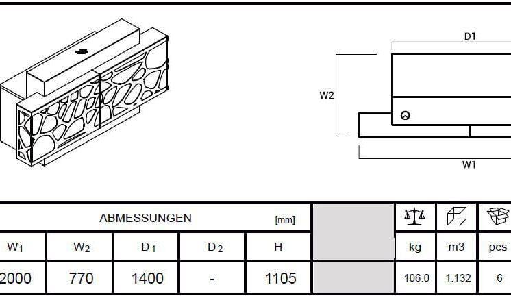 Design-Rezeption-Aqua-LOG13G-Abmessungen
