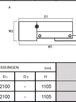 Empfangstisch-Aqua-LOG14-Abmessungen