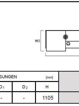 Empfangstisch-Aqua-LOG25-Abmessungen