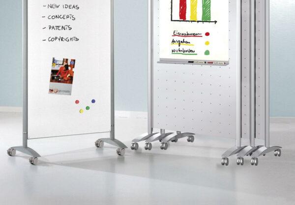 Rollensatz-Whiteboard-Elemente