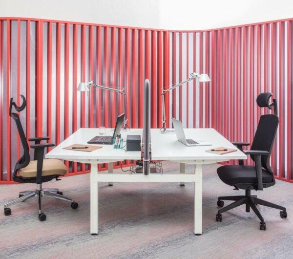 Schreibtisch-2-Personen-elektrisch-hoehenverstellbar