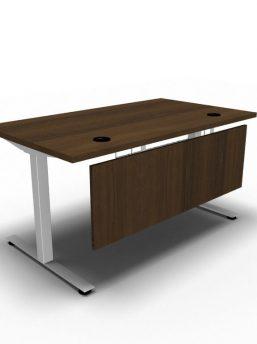 Schreibtisch-elektrisch-hoehenverstellbar-OGI-DRIVE-mit-Kabelkorb-Kabeldurchlaessen-Knieraumblende