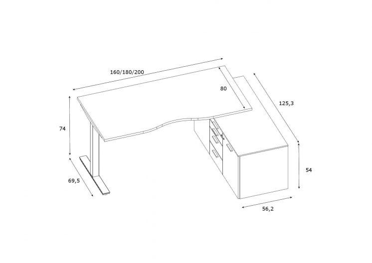 Schreibtisch-Winglet-mit-Sideboard-Abmessungen