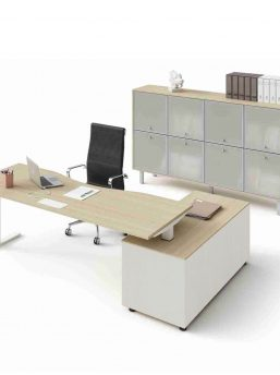 Schreibtisch-Winglet-mit-Sideboard-Eiche-Weiss_2