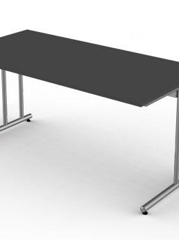 Schreibtisch Start Up anthrazit