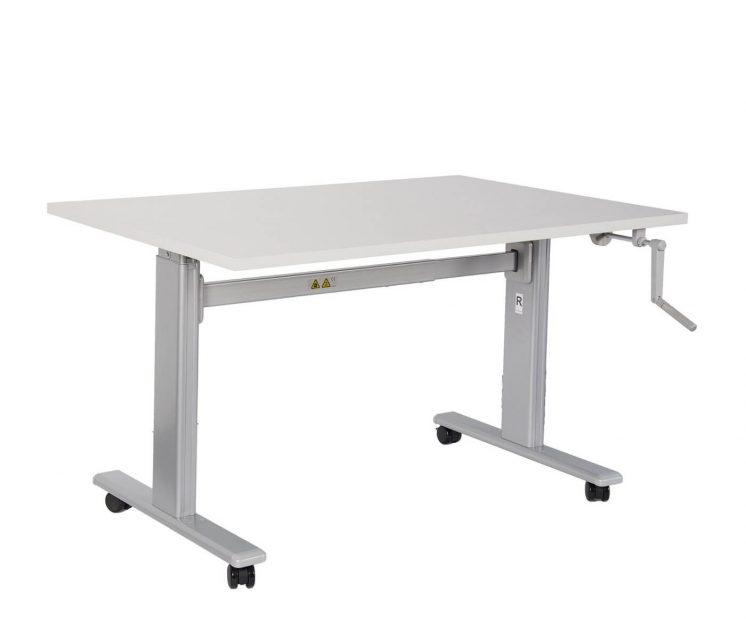 Hoehenverstellbarer_Schreibtisch_mit_Kurbel