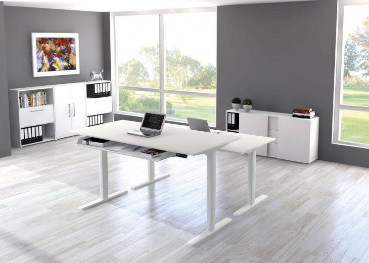 Schreibtisch-elektrisch-höhenverstellbar-Move-Weiss