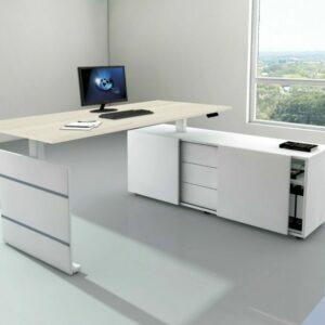 SchreibtischUpDownSideboard