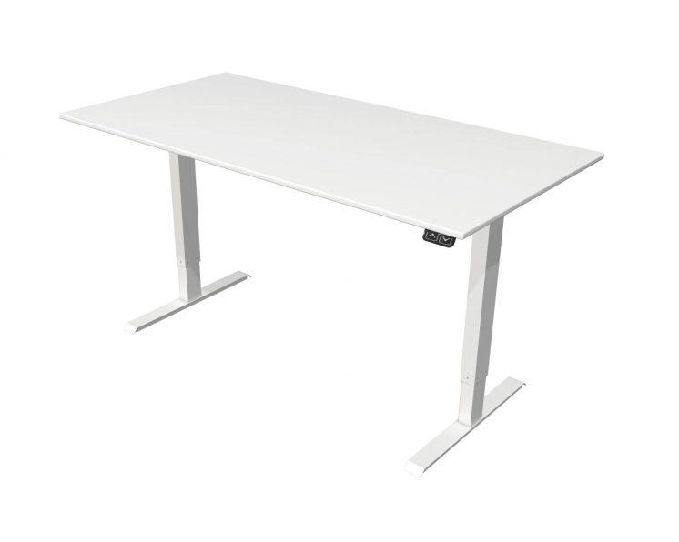 Steh-Sitztisch-elektrisch-hoehenverstellbar-Start-Up-weiss