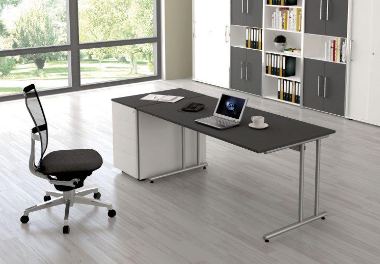 Schreibtisch Start Up