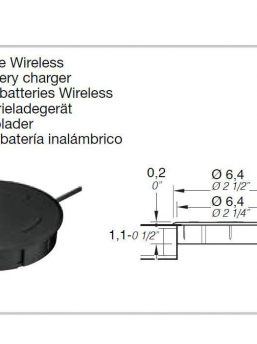 WLAN-Batterieladegerät