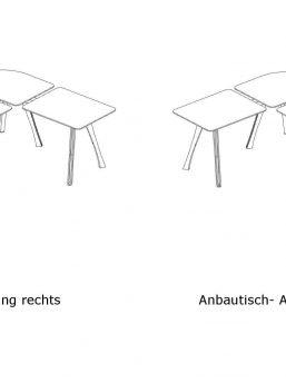 Anbautisch-Ausrichtung-rechts-links