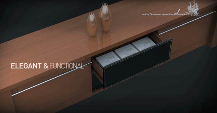 Sideboard-Armada-2-Schubladen