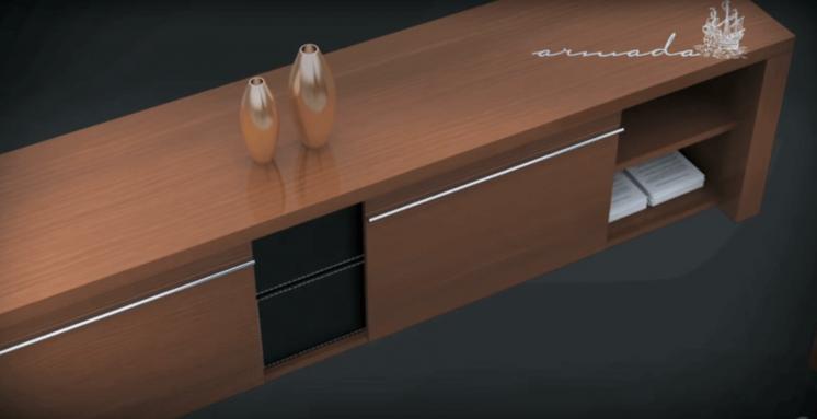Sideboard-Armada-Schiebetuer