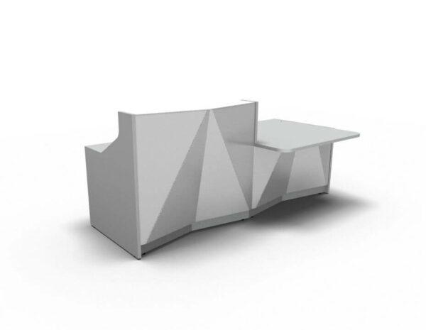 Empfangstisch-Mountain-ALP21L-Aluminium-Satinato
