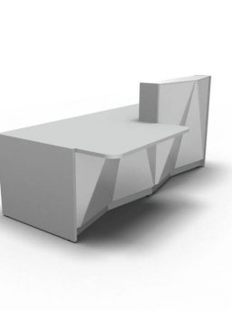 Empfangstisch-Mountain-ALP21P-Aluminium-Satinato