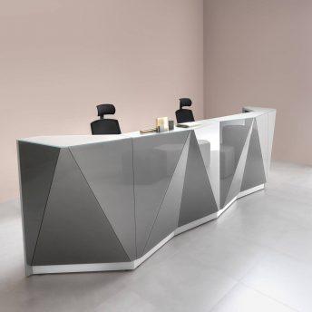 Empfangstresen-Mountain-ALP15-Aluminium-Satinato-Silbern