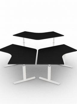 3-Personen-Schreibtisch-elektrisch-hoehenverstellbar