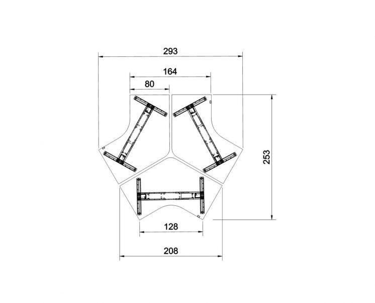 Abmessungen-Arbeitsplatz-Winglet-fuer-3-Personen