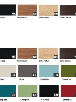 Farben-Winglet-Melamin-Lack