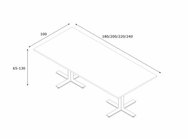 Konferenztisch-elektrisch-hoehenverstellbar-Winglet-Abmessungen