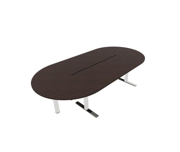 Ovaler-Konferenztisch-Winglet-dunkel-Eiche