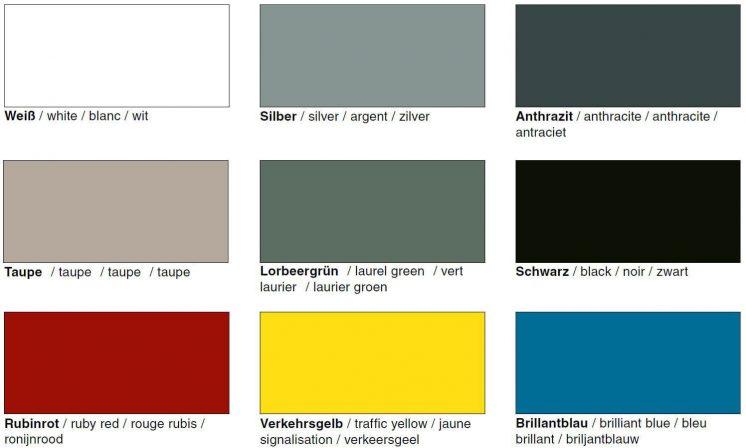 System4-Farben