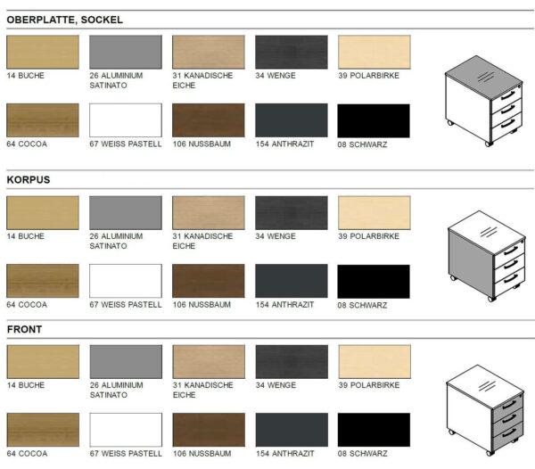 Rollcontainer_KDT_Farben