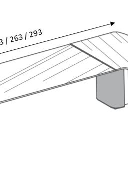 Abmessung Alfa mit Anbau rechts