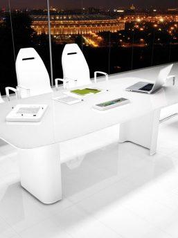 Meetingtisch für bis zu 8 Personen ALFA