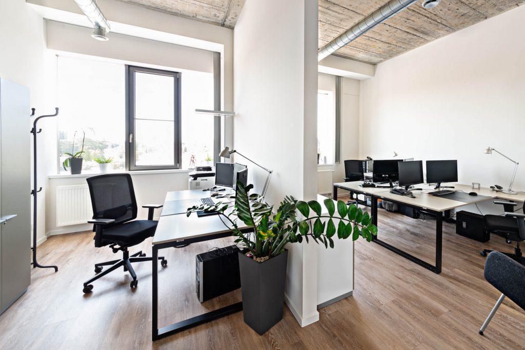 Büro - Schreibtisch Loopy -1