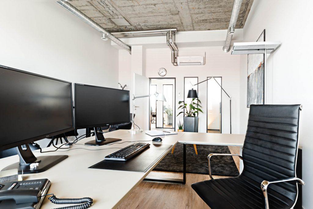 Büro - Schreibtisch Loopy -2