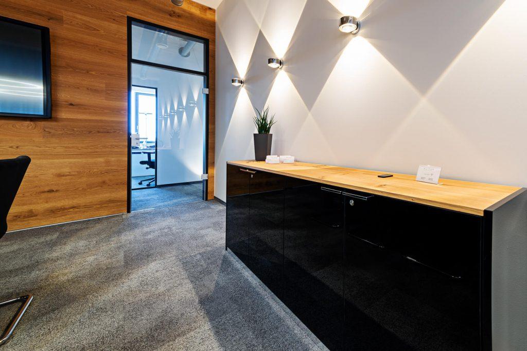 Konferenzraum - Sideboard - Serie Jet Evo