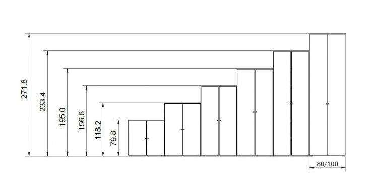 Abmessungen-Schraenke-mit-Glastueren-ABA-mit-Top