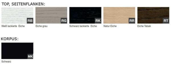 Farben-Regale-Metar