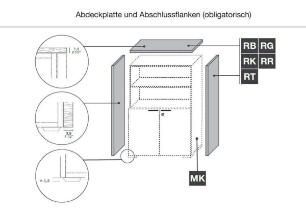 Top-und-Seitenflanken-obligatorisch-Regale-und-Schraenke-Metar
