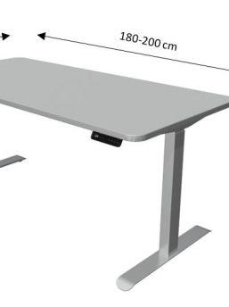 Schreibtisch Größe Move 3 Premium