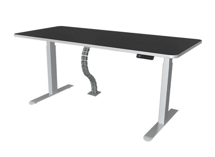 Sitz-/Stehtisch-anthrazit