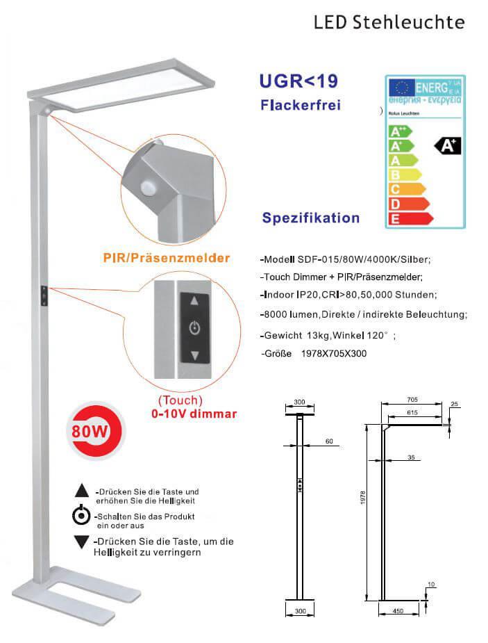 Datenblatt-Stehlampe-SDF-015-Silber
