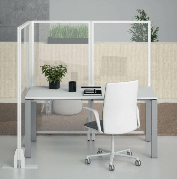 Glastrennwandsystem-Kubick-Glass