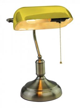 Tischlampe-Bankers-gelb