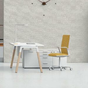 Schreibtisch-mit-Sideboard-Polare
