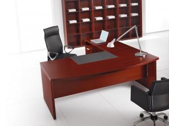 Winkel- Schreibtisch STATUS